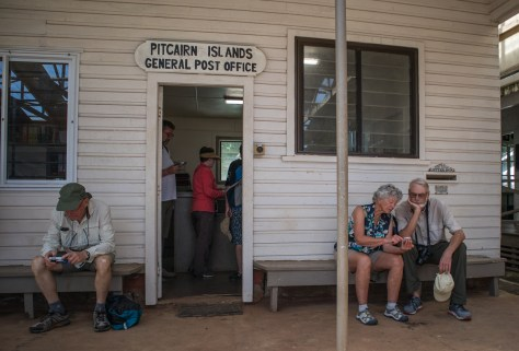 The Post Office, Adamstown, Pitcairn