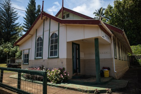 The church, Adamstown, Pitcairn