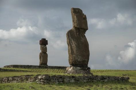 Hanga Roa moai