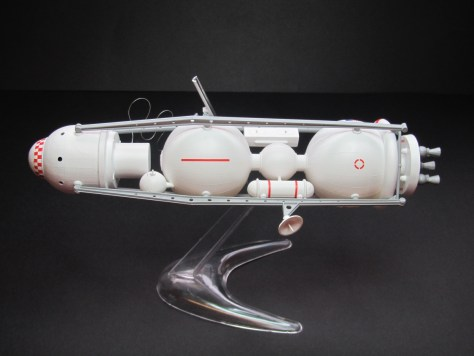 Moon Ship 9