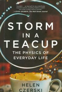 Cover of Storm In A Teacup, by Helen Czerski