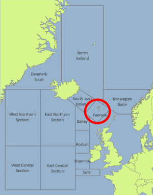 Met Office High Seas Shipping Forecast Zones