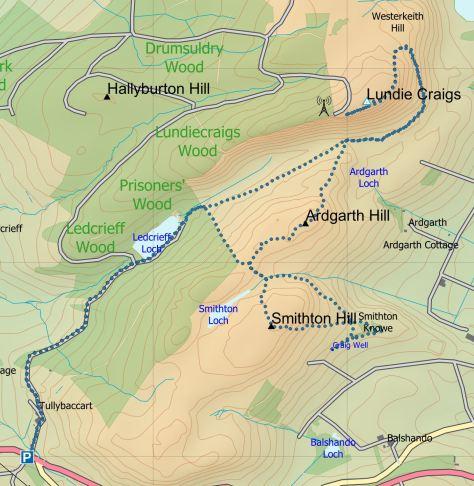 Smithton route