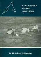 Cover of Royal Air Force Aircraft HA100-HZ999