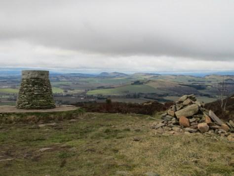 Summit of Balkello Hill