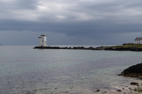 Lighthouse, Port Ellen, Islay