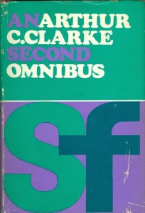 Cover of An Arthur C. Clarke Second Omnibus