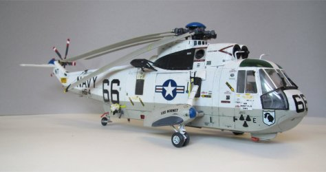 1/48 Sea King SH-3D, BuNo 152711, Apollo Recovery (4)