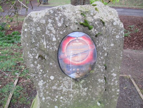 Planet Trail, Balgay Hill, Dundee