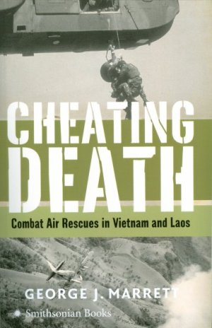 Cover of Cheating Death by George J. Marrett