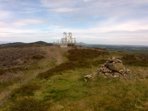 Black Hill summit