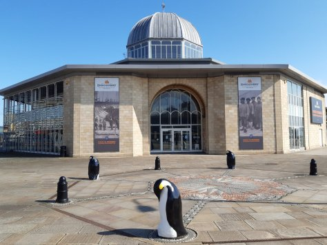 Discovery Point museum, Dundee
