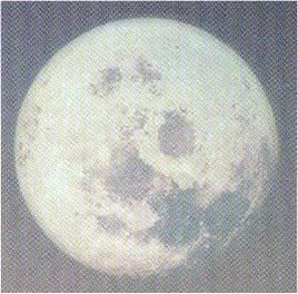 Moon from cover of We Landed By Moonlight