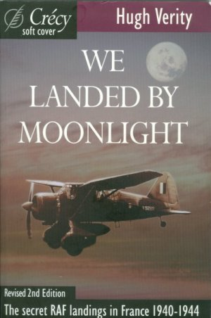 Cover of We Landed By Moonlight by Hugh Verity