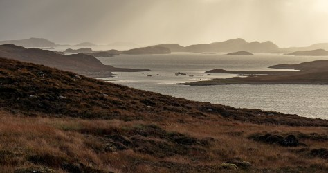 Summer Isles from Altandhu