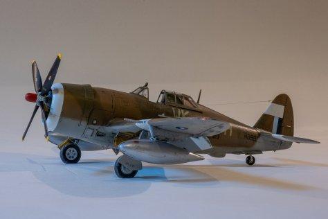"Tamiya 1/48 P-47D ""Razorback"" (2)"