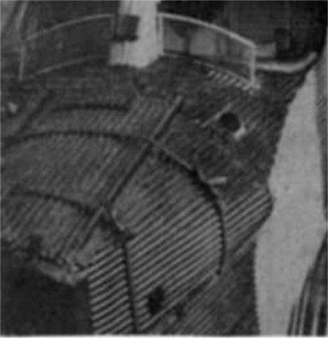 Junkers F13 LN-ABH cowling