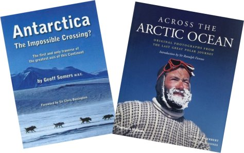 Covers two books about long-axis polar crossings