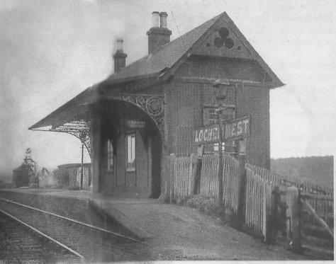 Lochee West Station