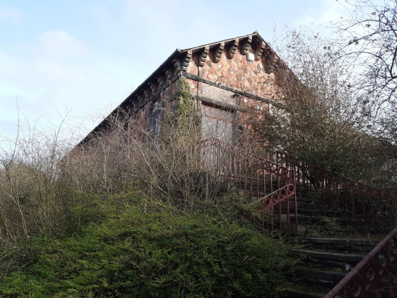 Old Lochee Railway Station building, Dundee
