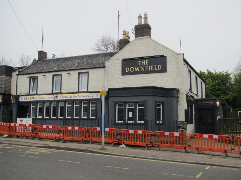 The Downfield, Dundee