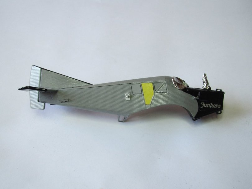 Revell 1/72 Junkers F13 D 260 ready for decals