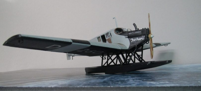 Revell 1/72 Junkers F13 D 260 completed 6