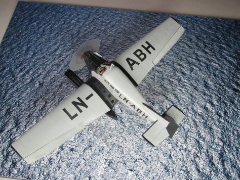 Revell 1/72 Junkers F13 LN-ABH completed 2