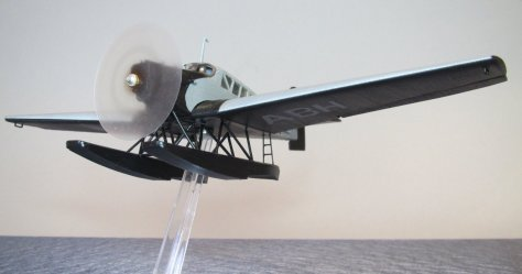 Revell 1/72 Junkers F13 LN-ABH completed 7