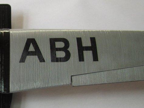 LN-ABH decals