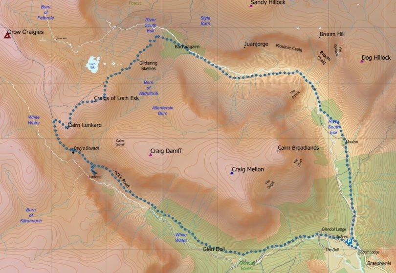 Doll-Clova route