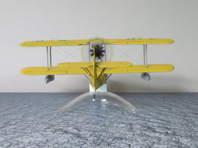 Revell 1/72 Supermarine Walrus completed 10