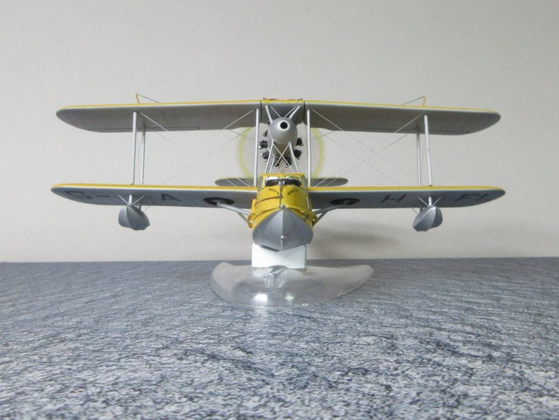 Revell 1/72 Supermarine Walrus completed 9