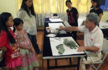 Therepautic Chinese Brush Painting Class ( Ongoing )