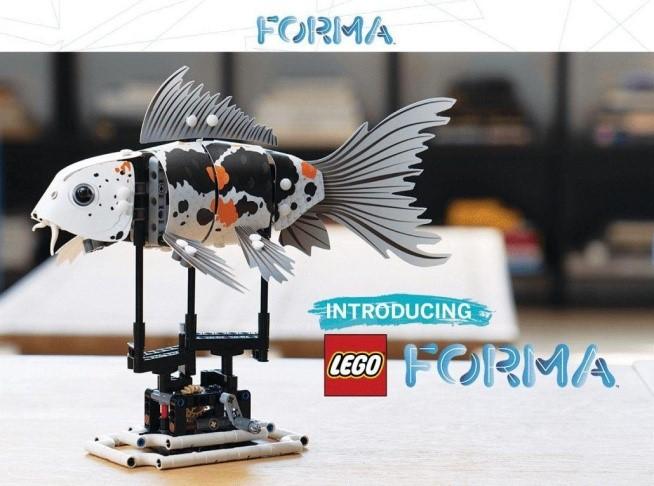 AVETE BISOGNO DI NUOVI STIMOLI CREATIVI?CI PENSA LEGO