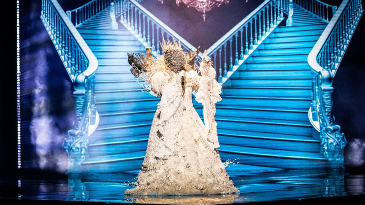 Sandra Kim is the Koningin and wins The Masked Singer - oikotimes