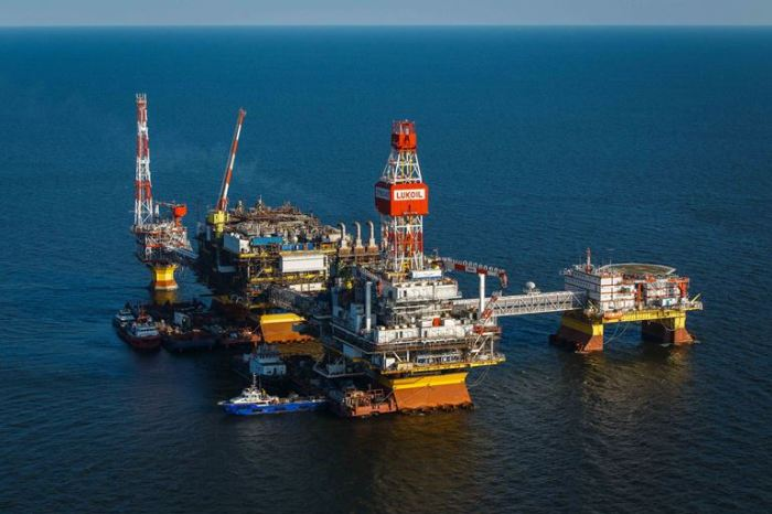 Lukoil desarrollará campo en el Caspio