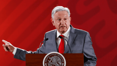 Photo of AMLO rechazó renuncia de García Alcocer