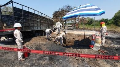 Photo of Pemex controla incendio en toma clandestina en Chiapas