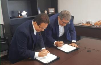 Ampes y Coparmex metropolitano firman convenio de colaboración conjunta 1