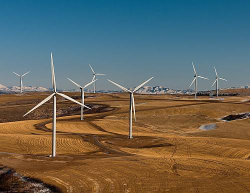 Oil and Gas Unlimited design and build photovoltaic plants, wind plants