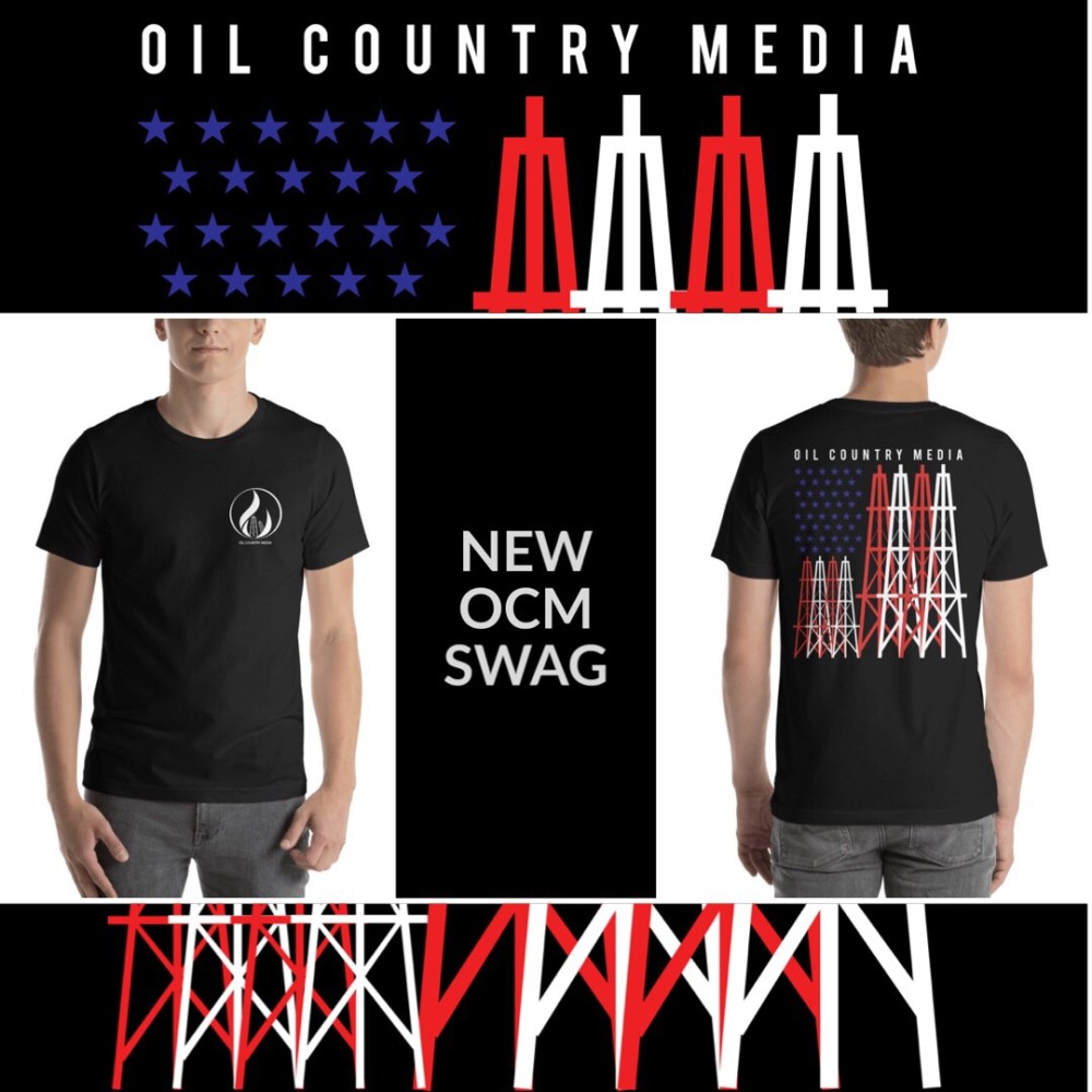 Oil Country Media Gear - Black