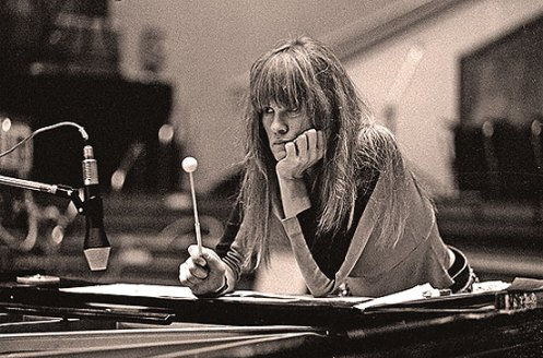 Carla Bley - One of the key figures in the Free Jazz movement.