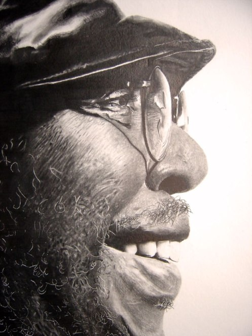 Curtis Mayfield - Supremely eloquent Soul and Consciousness.