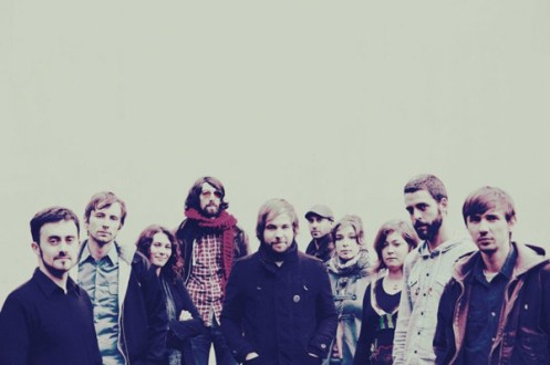 Mermonmte - A Progressive ten-piece from France. Makes perfect sense.