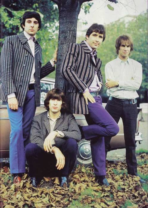 The Troggs - with a song that became an anthem.