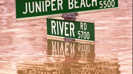 March 5, 1997 – Another Day Underwater – The Ohio River Floods Of 1997 – Legislating Bad Behavior.