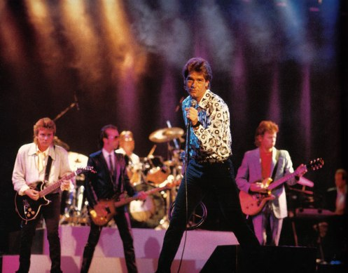 Huey Lewis & The News - A little something for everyone.