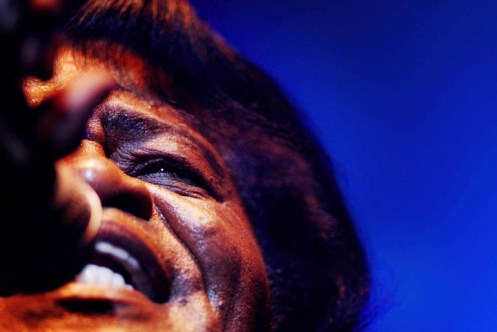 The Godfather of Soul has spoken.