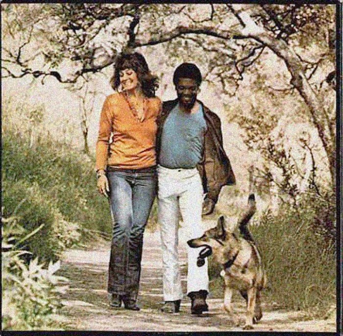 Booker T & Priscilla - taking leave from the MGs for a while.